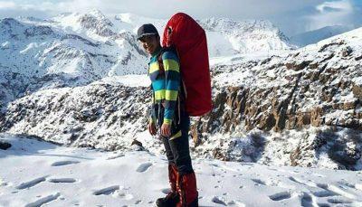پیکر بی جان کوهنورد اصفهانی پس از ۱۲ روز در دماوند پیدا شد