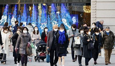 ژاپن ورود تمام مسافران خارجی را تعلیق کرد مسافران خارجی, ژاپن