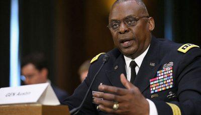 کابینه بایدن: انتخاب نخستین وزیر دفاع رنگین پوست