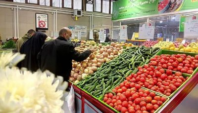 کاهش قیمت سبزیجات و صیفیجات در میادین میوه و تره بار قیمت سبزیجات و صیفیجات, میادین میوه و تره بار