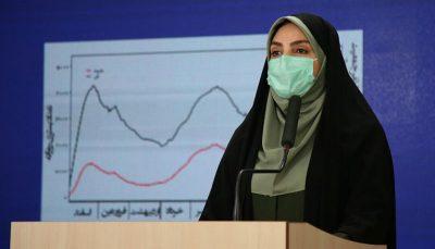 کرونا جان ۲۹۵ نفر دیگر را در ایران گرفت