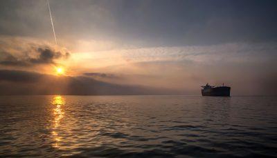 کشف جسد یکی از خدمه کشتی واژگون شده در خلیج فارس خدمه کشتی, جسد, خلیج فارس