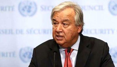 کشورهای جهان اعلام وضعیت اضطراری آبوهوایی کنند
