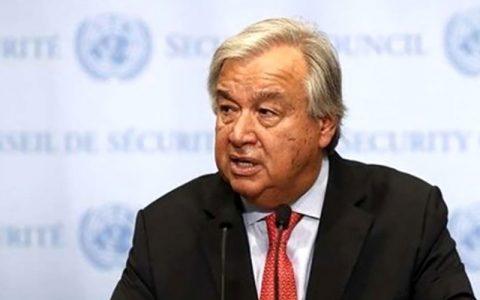 کشورهای جهان اعلام وضعیت اضطراری آبوهوایی کنند وضعیت اضطراری آبوهوایی, آنتونیو گوترش