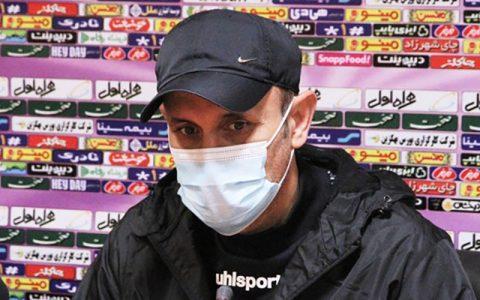 گل محمدی توقع کمک نداریم؛ هر تیمی جای پرسپولیس بود از هم میپاشی پرسپولیس, گل محمدی