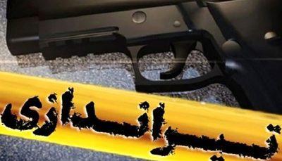 یک کشته و 3 زخمی در تیراندازی سارقان مسلح در مهاباد/ فیلم