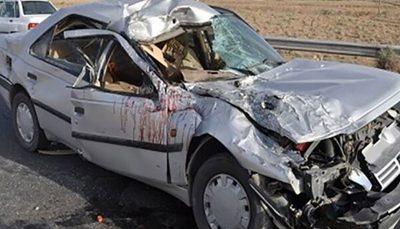 ۳ کشته در تصادف کامیون با پژو