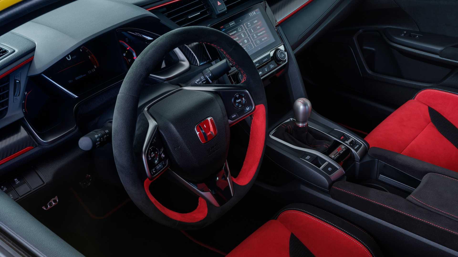 هاچ بک آتشین هوندا در نسخه تولید محدود 2021