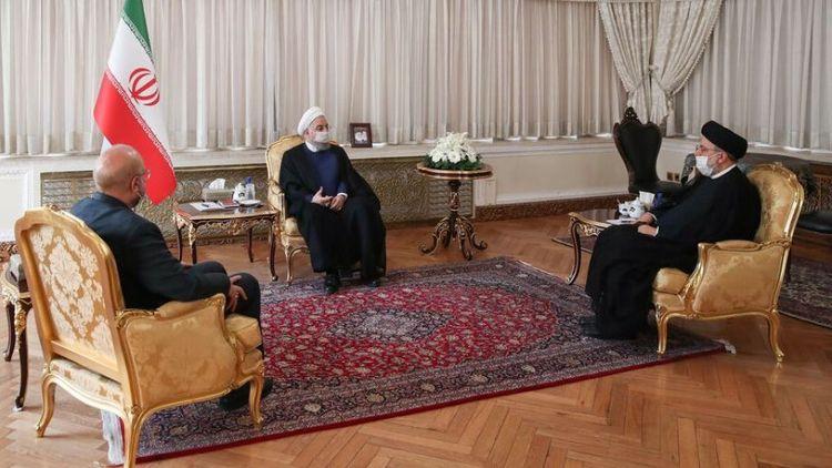 روحانی، میزبان قالیباف و رئیسی میشود