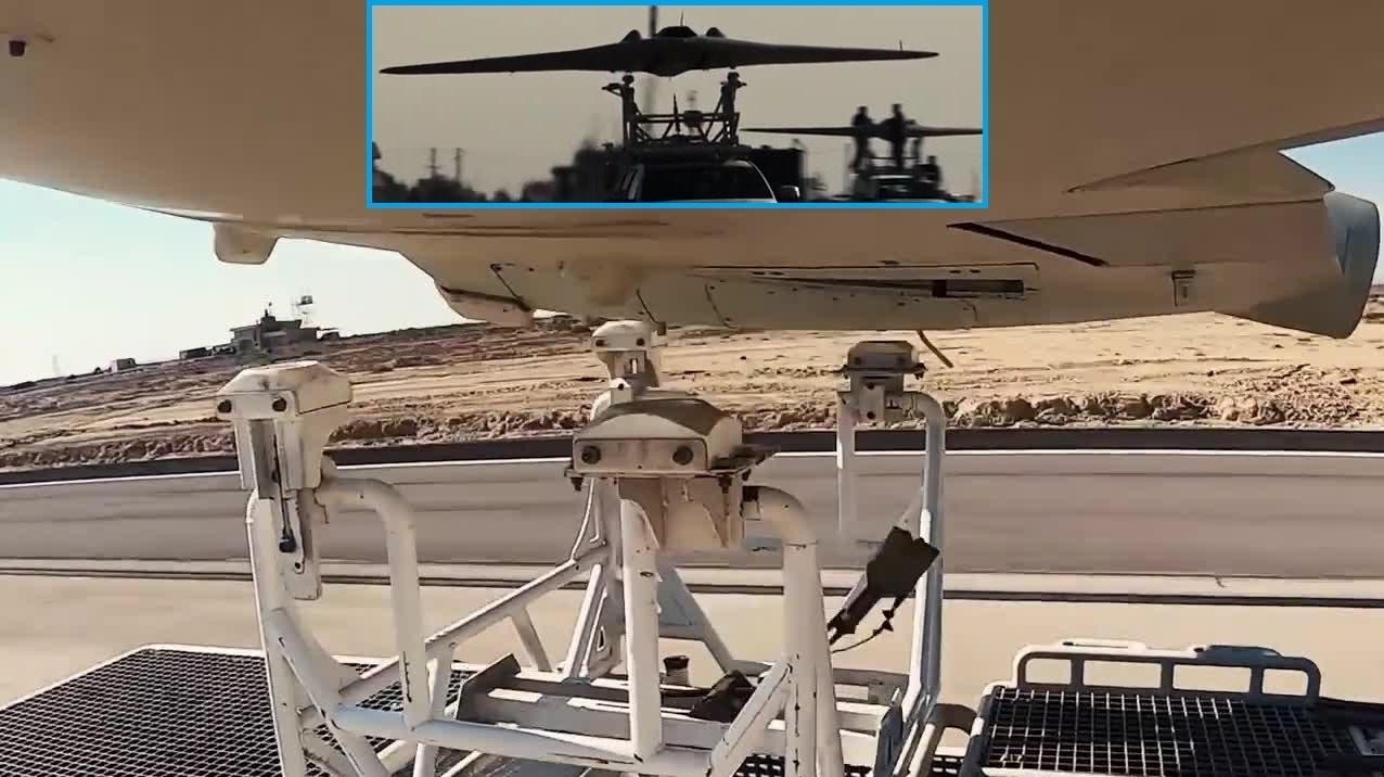 13990915170430104217540510 جانور قندهار, نیروی هوافضای سپاه پاسداران, پهپاد آمریکایی RQ۱۷۰