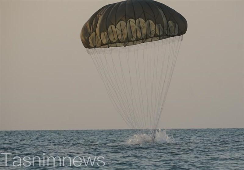 1399092111123134921793054 تمرینات هوابرد, نیروهای ویژه صابرین