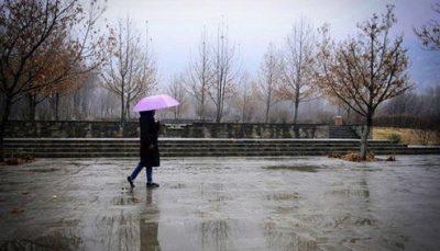 1518164 315 آخر هفته بارانی و برفی, سامانه بارشی