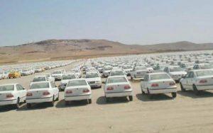 152 هزار خودرو در پارکینگ خودروسازان