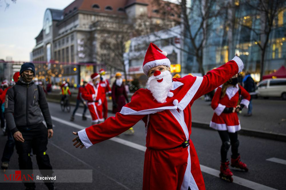 2884588 832 بابانوئلهای آلمانی, بابانوئل