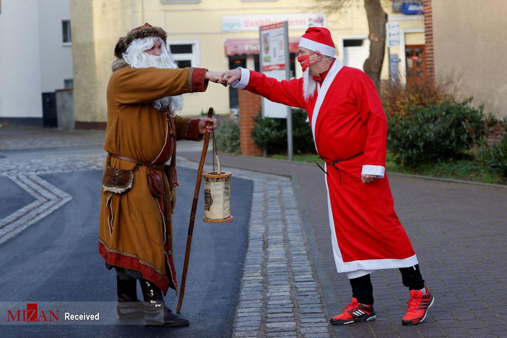 2884593 631 بابانوئلهای آلمانی, بابانوئل