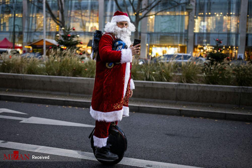 2884594 569 بابانوئلهای آلمانی, بابانوئل