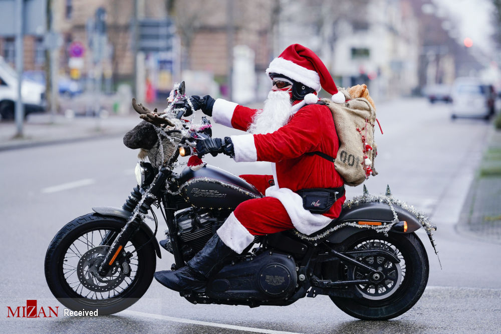 2884596 901 بابانوئلهای آلمانی, بابانوئل