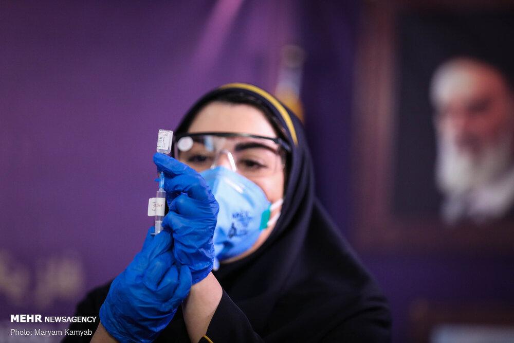 3643371 تست انسانی واکسن ایرانی کرونا, تست انسانی
