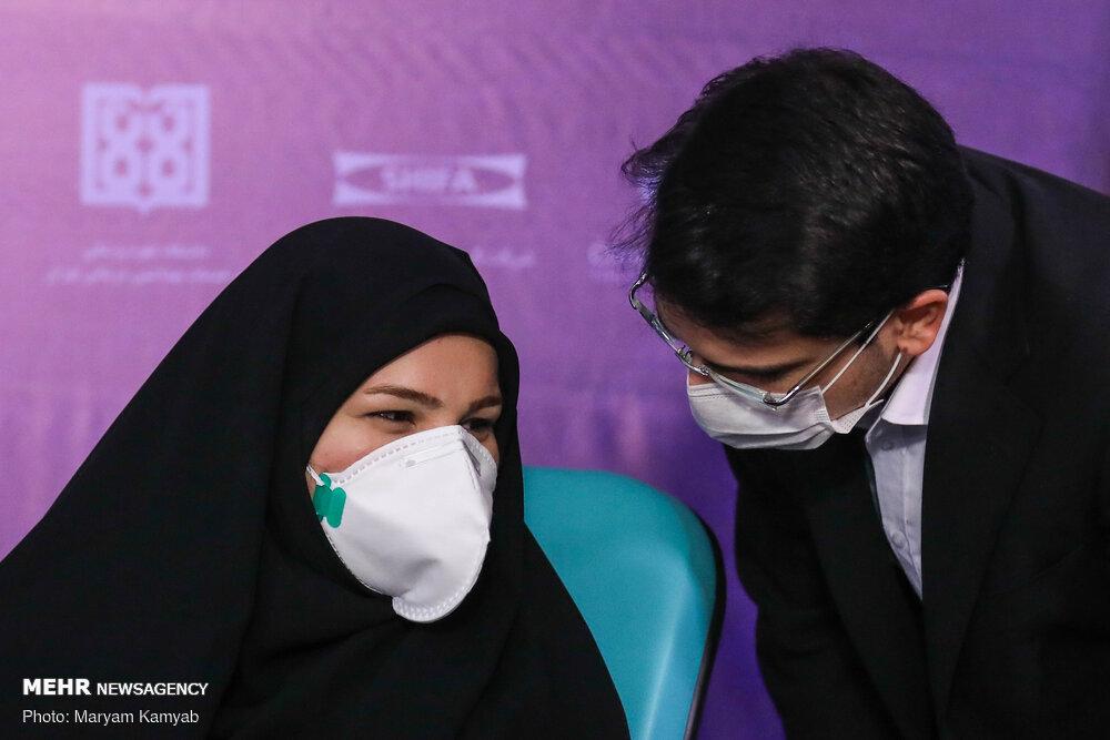 3643372 تست انسانی واکسن ایرانی کرونا, تست انسانی