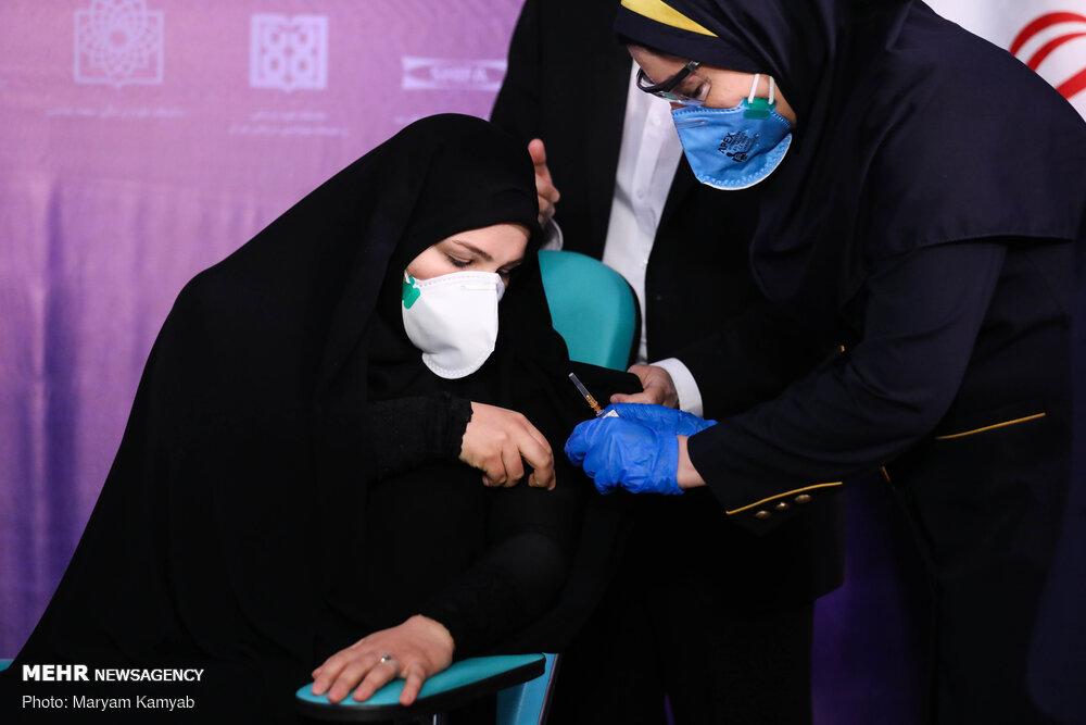 3643374 تست انسانی واکسن ایرانی کرونا, تست انسانی