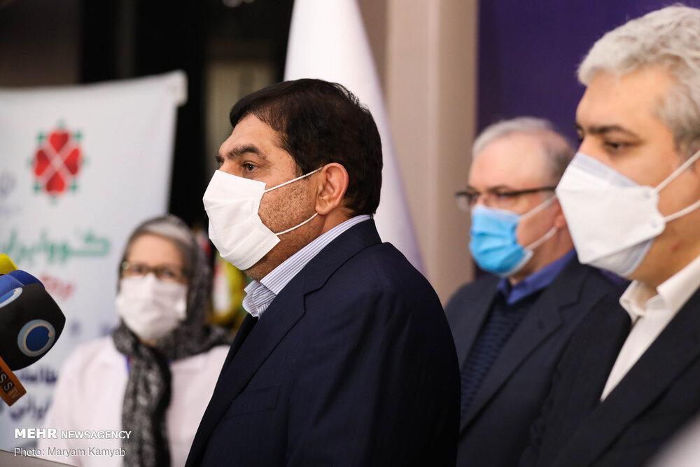 3643382 تست انسانی واکسن ایرانی کرونا, تست انسانی