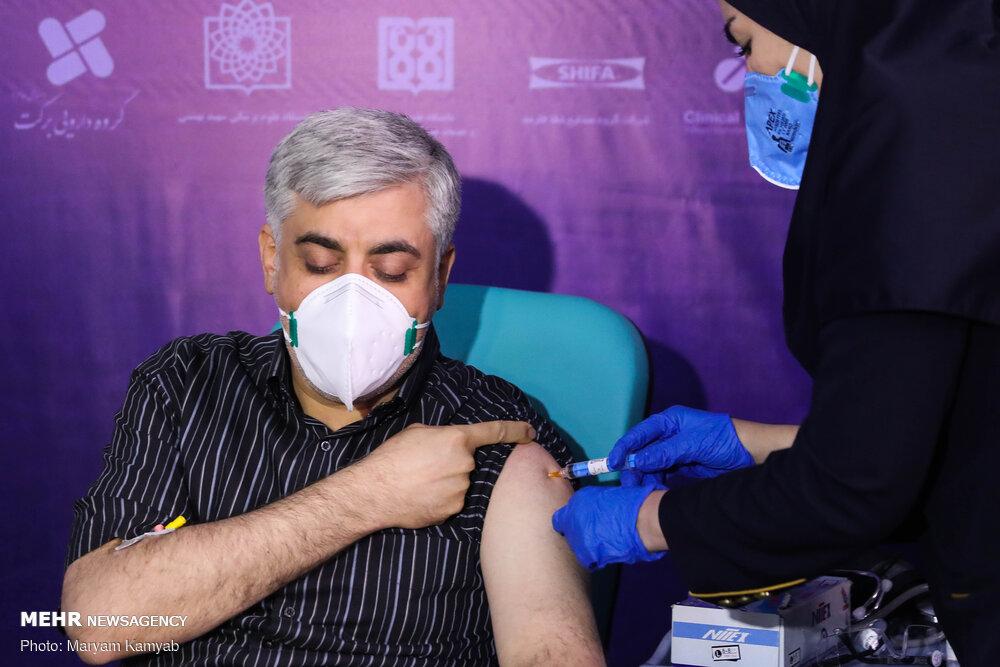 3643391 تست انسانی واکسن ایرانی کرونا, تست انسانی