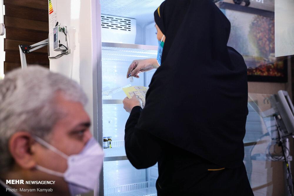 3643415 تست انسانی واکسن ایرانی کرونا, تست انسانی