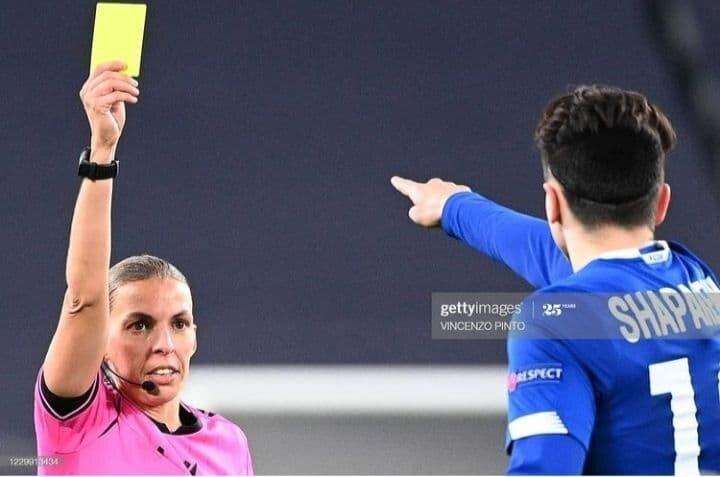 5fc8ad37de954 5fc8ad37de957 قضاوت داور زن, لیگ قهرمانان اروپا