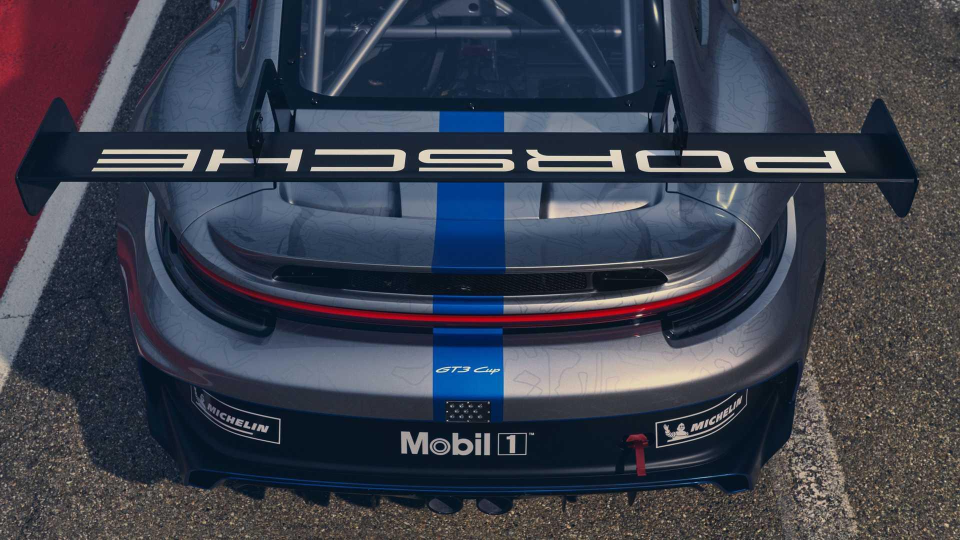 992 porsche 911 gt3 cup 5 پورشه 911GT3 کاپ