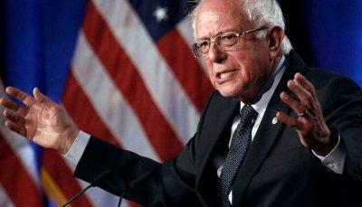 آخرین روز خطرناکترین رئیس جمهور تاریخ آمریکا برنی سندرز, آمریکا