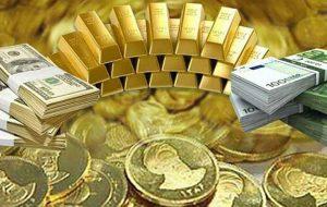 آخرین نرخ ارز و طلا در بازار اقتصادی