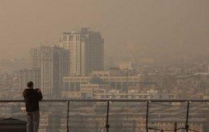 آلودگی هوا تیتر یک
