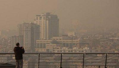 آلودگی هوا آلودگی هوا, عیسی کلانتری, سازمان محیط زیست