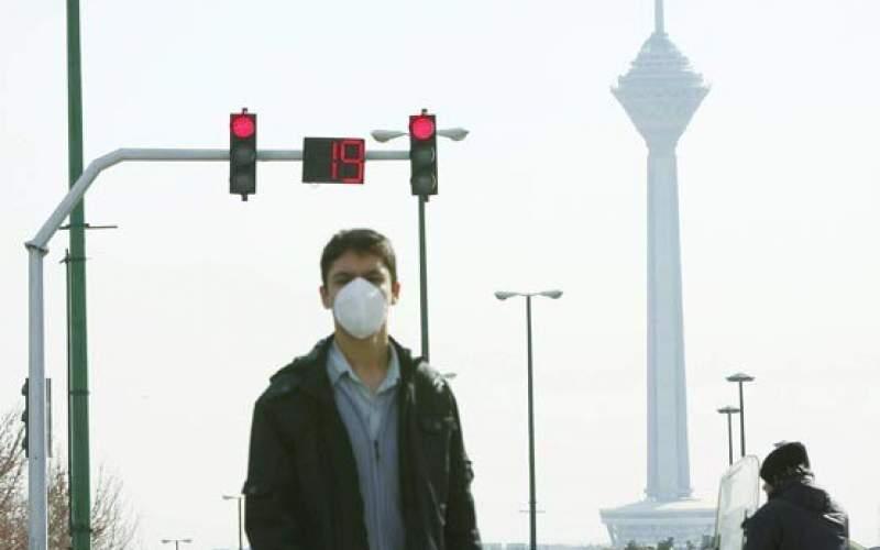 آلودگی هوا مازوت سوزی, نیروگاه های برق تهران, آلودگی هوا, عیسی کلانتری, سازمان محیط زیست