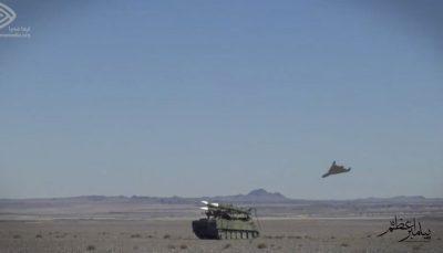ادعای آسوشیتدپرس پهپادهای رزمایش روز جمعه سپاه مشابه پهپادهایی است که به تاسیسات نفتی عربستان حمله کردند پهپادهای رزمایش, پهپادهای رزمایش سپاه