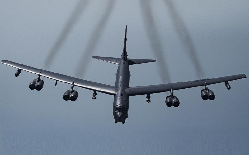 اعزام بی 52 به خلیج فارس 1 ناو هواپیمابر یو اس اس, تحرکات نظامی آمریکا, ترور شهید سلیمانی, انتقام سخت, ایران و امریکا