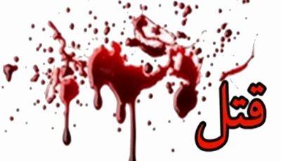 افشای راز قتل زن جوان با فیلم دوربینهای مدار بسته افشای راز قتل, قتل