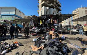 انفجار های انتحاری بغداد