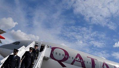 بحرین هم حریم هوایی خود را به روی قطر حریم هوایی, بحرین, قطر