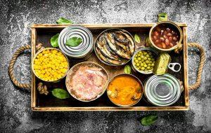 بدن پس از مصرف غذاهای کنسروی سبک زندگی