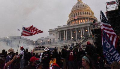 بمبگذاری در پایتخت آمریکا توسط هواداران ترامپ