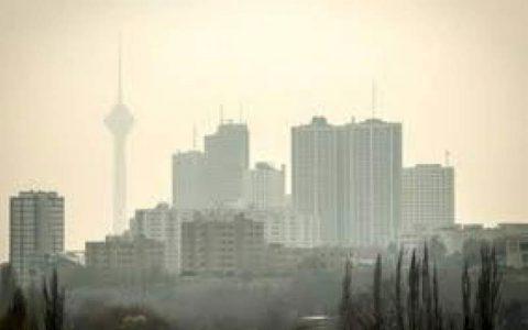 تداوم آلودگی هوای پایتخت هوای پایتخت, آلودگی هوای پایتخت
