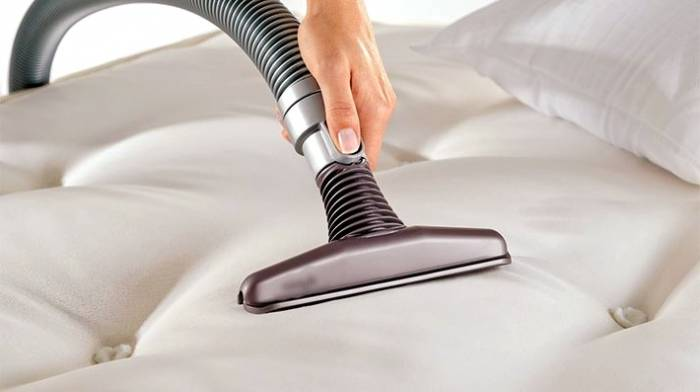 نحوه تمیز کردن تشک تخت با جوش شیرین