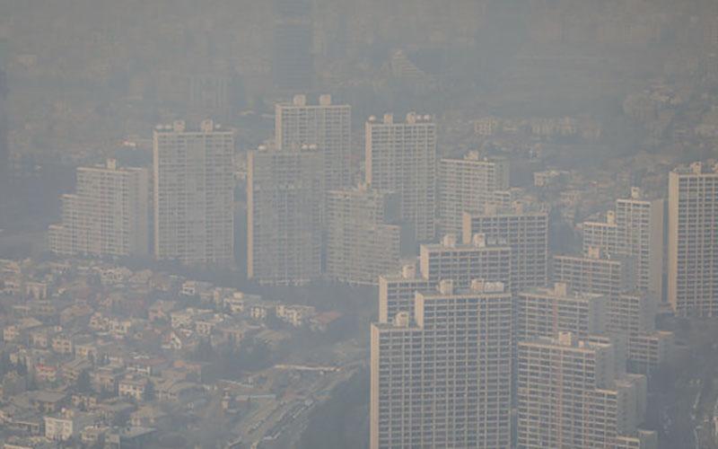 تهرانیها در ۲۴ ساعت اخیر آلودهترین هوای امسال را تنفس کردند