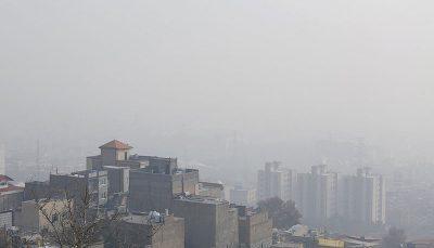 تهران همچنان در وضعیت قرمز تهران, کیفیت هوای تهران