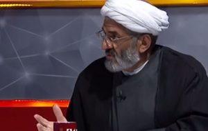 توهین یک روحانی به رئیس جمهور در تلویزیون بازتاب تی وی