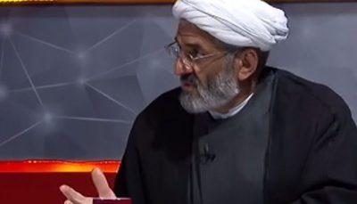 توهین یک روحانی به رئیس جمهور در تلویزیون توهین یک روحانی, رئیس جمهور