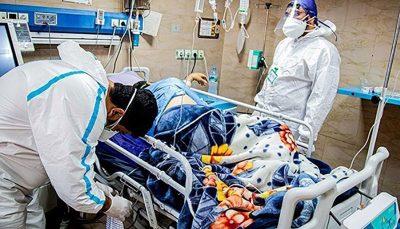 جانباختن ۹۸ بیمار کووید۱۹ در کشور آمار کرونا, کووید۱۹