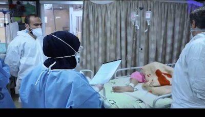 جانباختن ۷۵ بیمار کرونایی دیگر در شبانه روز گذشته آمار کرونا, کرونا
