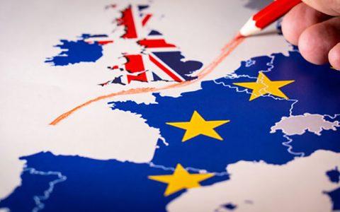 جدایی بریتانیا از اتحادیه اروپا رسمی شد اتحادیه اروپا, بریتانیا